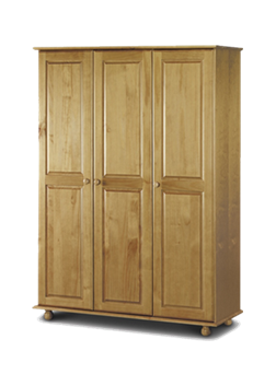 Pickwick 3 Door Fitted Wardrobe