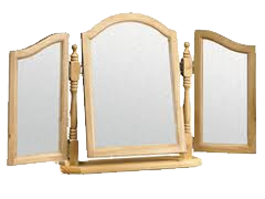 Pickwick Triple Mirror