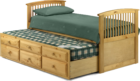 Hornblower Cabin Bed – By Julian Bower