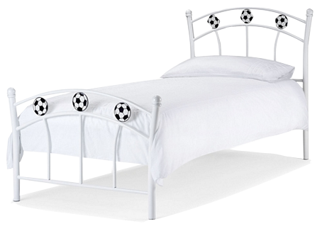 Soccer Bed – By Julian Bowen