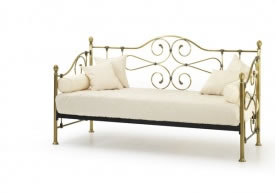 Florence metal beds, day beds