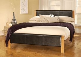 Mira, upholstered beds