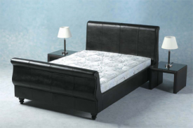 Monarch, upholstered beds