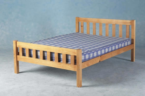 Carlow, wooden beds