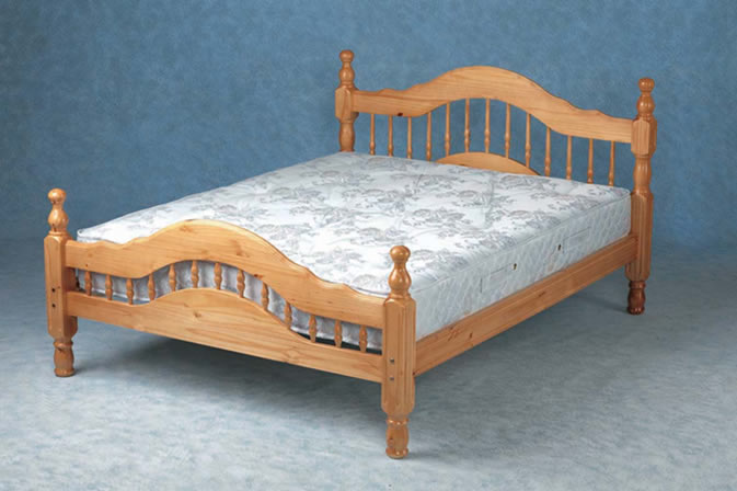 Cuban, wooden beds