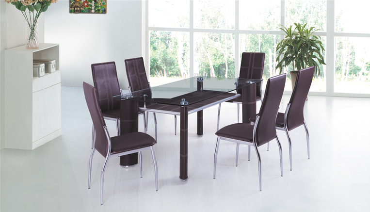 Boston Brown Dining Range