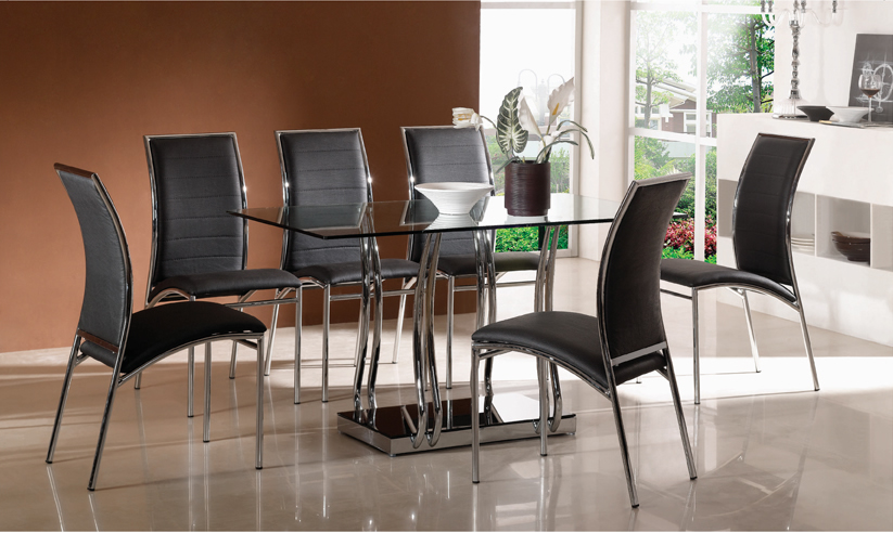 Cosmo Clear Dining Range