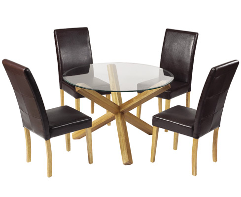 Oporta Table(with Cordoba Chairs)