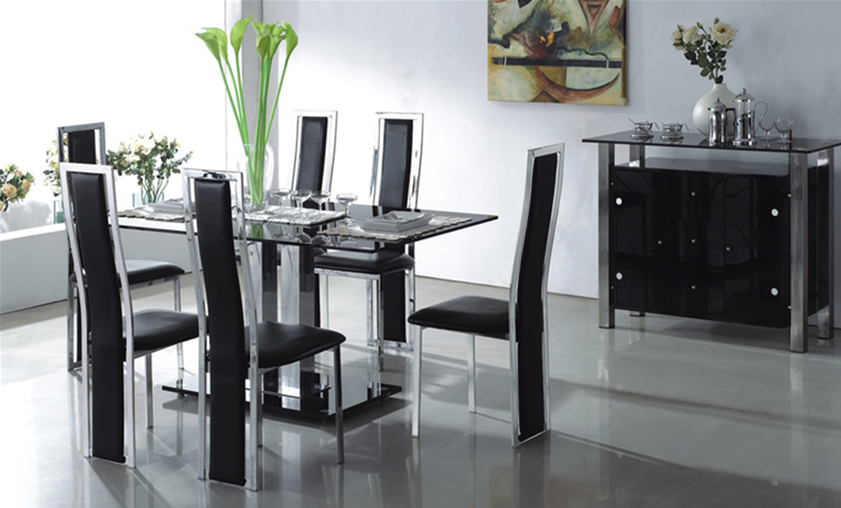 VO1 Rectangle Dining Range